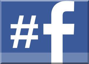 facebook hashtag update