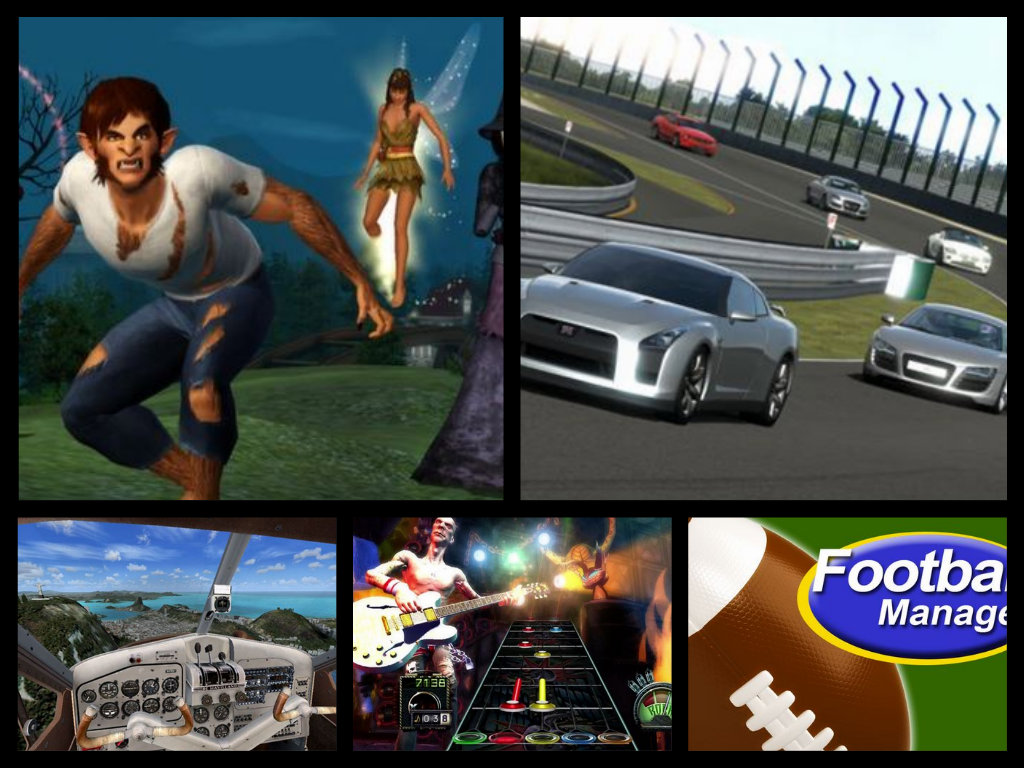 Live out your dreams by these five SIM games