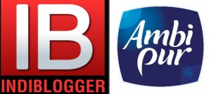 Thanks IndiBlogger and Ambipure