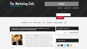 TheiMarketingCafe snapshot