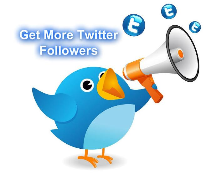 Twitter Followers free