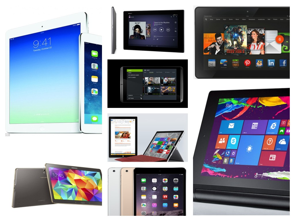 top 10 tablets t buy 2015