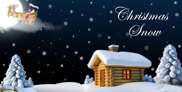 Snow Fall WordPress Christmas Plugins For Bloggers