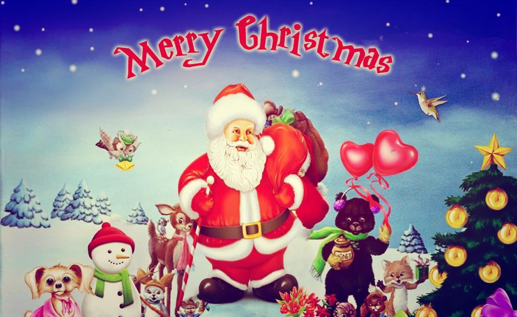 essay on christmas festival for children
