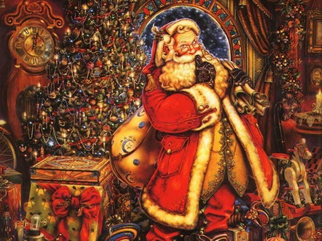 Santa-claus-merry-christmas-wallpapers-hd-photos