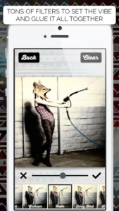 funky animal app iphone