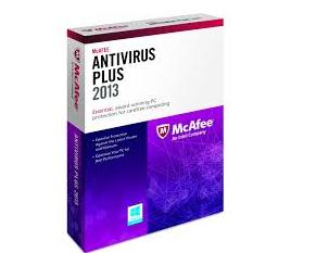 McAfee Plus Antivirus