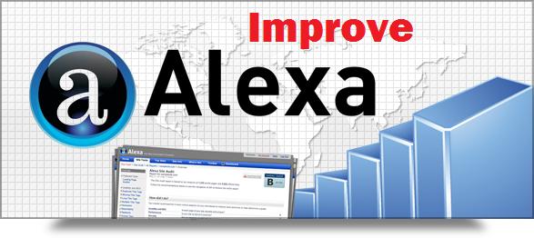 How to improve blog Alexa ranking