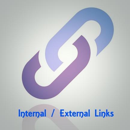 Internal External Links