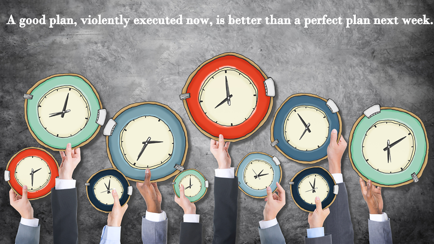 Interesting Time & Planning managment Quotes Image