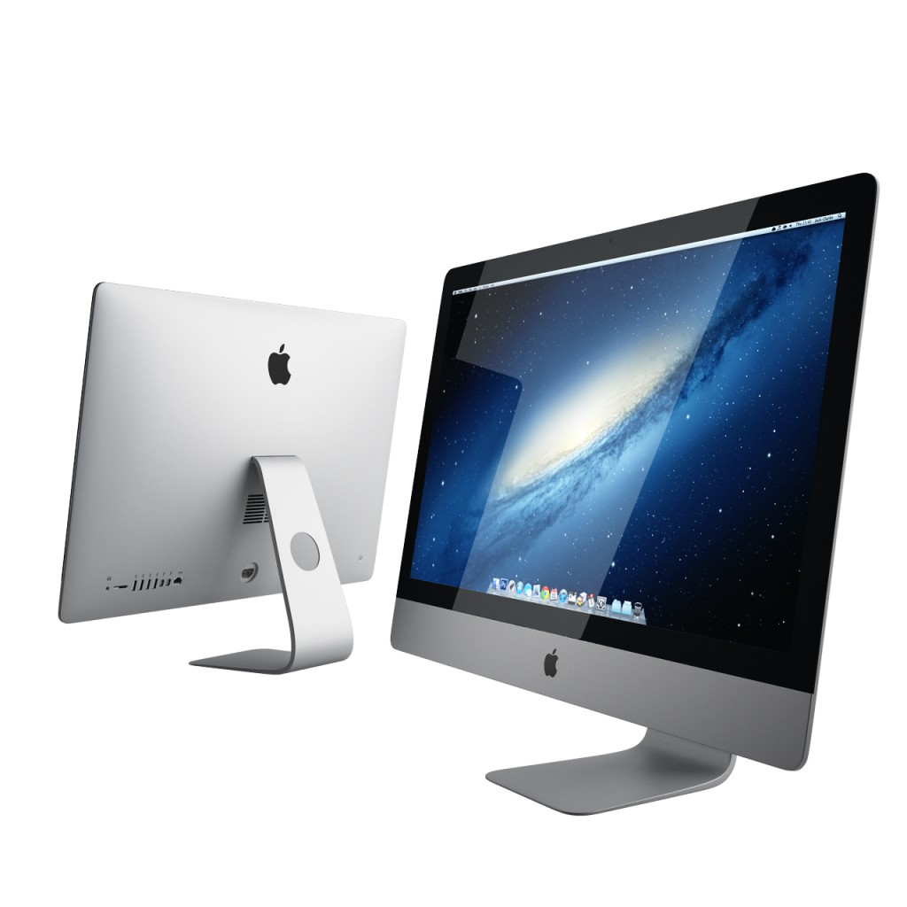 iMac 2014 by Apple
