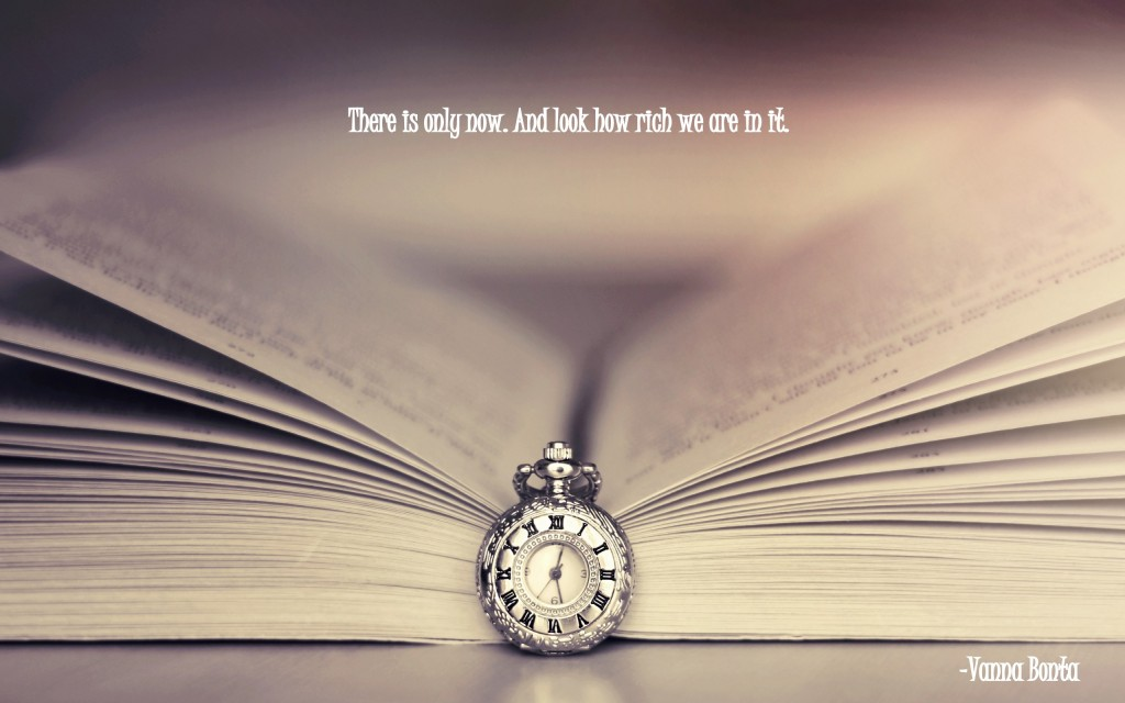 Time Management quotes Wallpaper by Vanna bonta