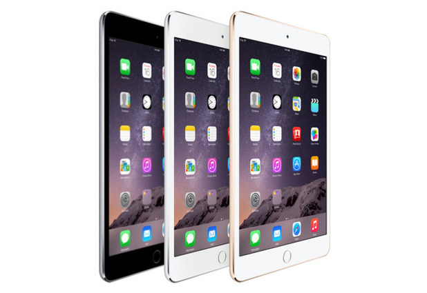 iPad mini 3 design and look by apple