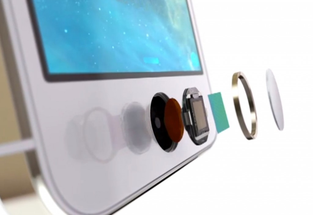 Apple introduces Touch ID Concept