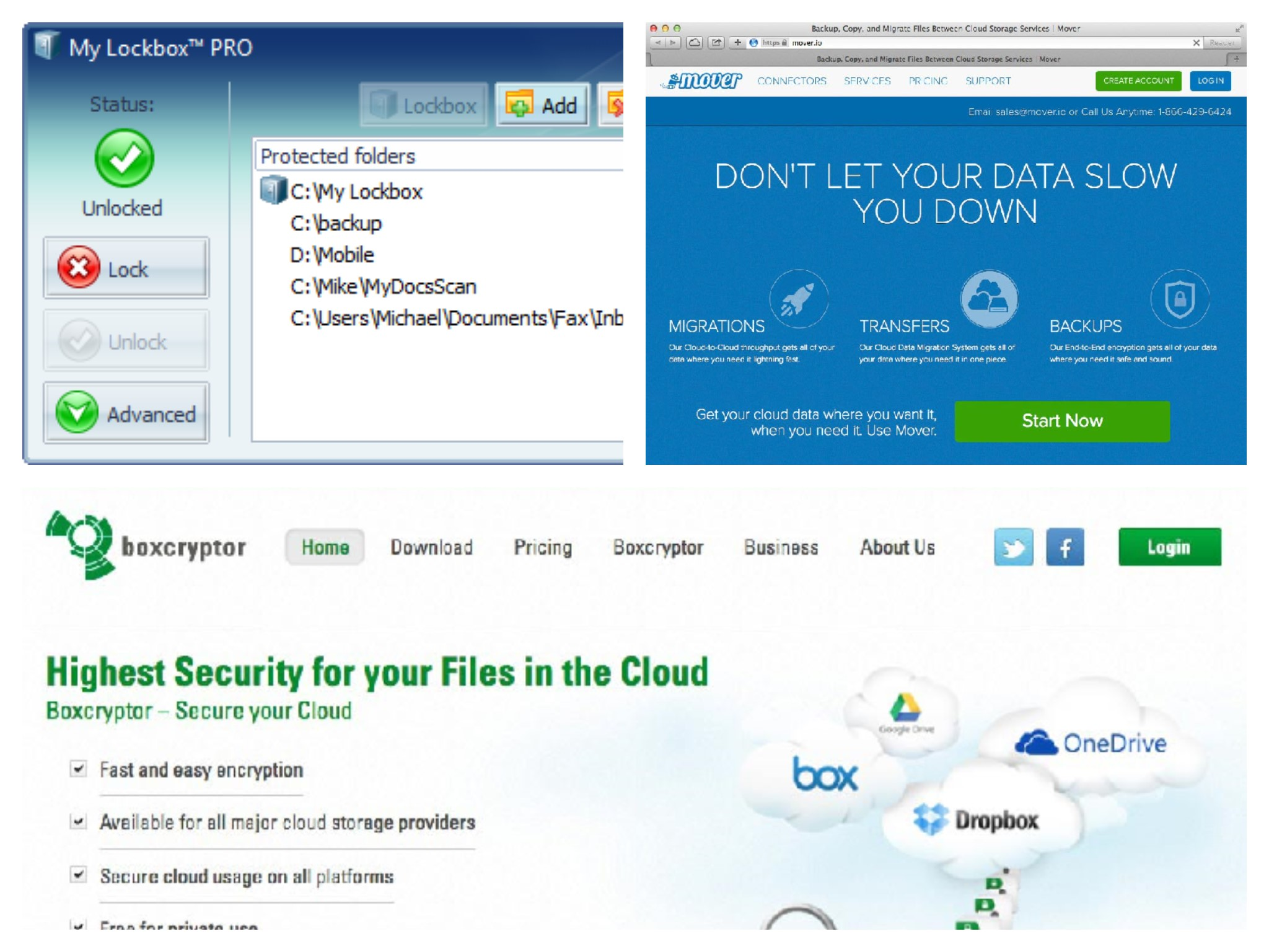 3 Apps That Make Dropbox More Secure