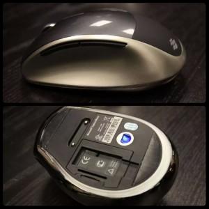 BlueTrack mouse