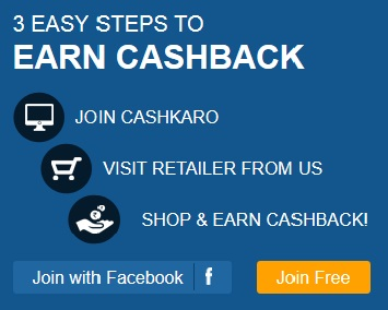 How CashKaro.com works?