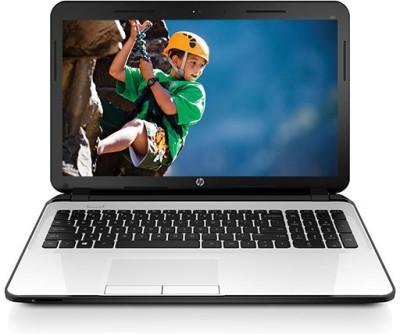 HP laptops under 30k in India