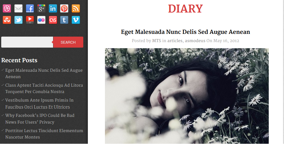Best WordPress Themes For Fashion Blogs
