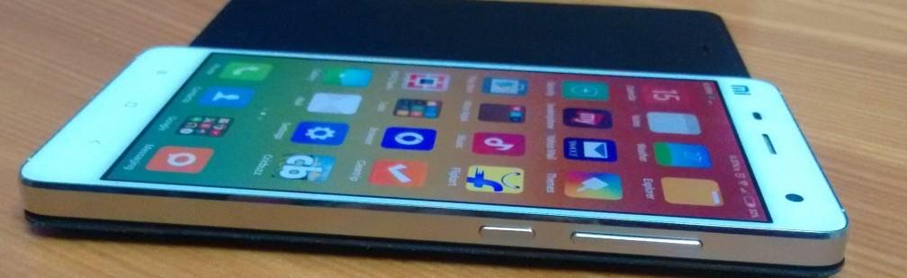 MI4 Smartphone review