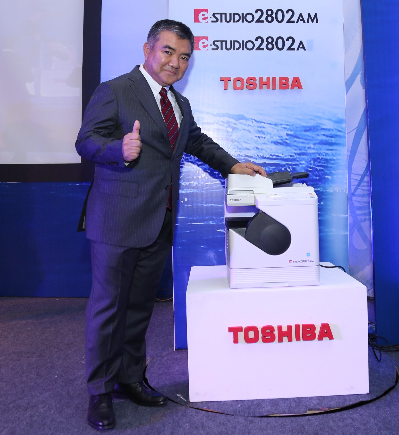 Toshiba Printers Launch New Delhi
