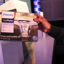 Philips Car Purifier GoPure