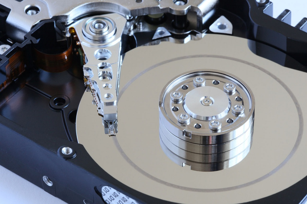 Recover Data from a crashed hard drive