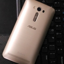 Asus ZenFone 2 Laser Back Side Golden Color