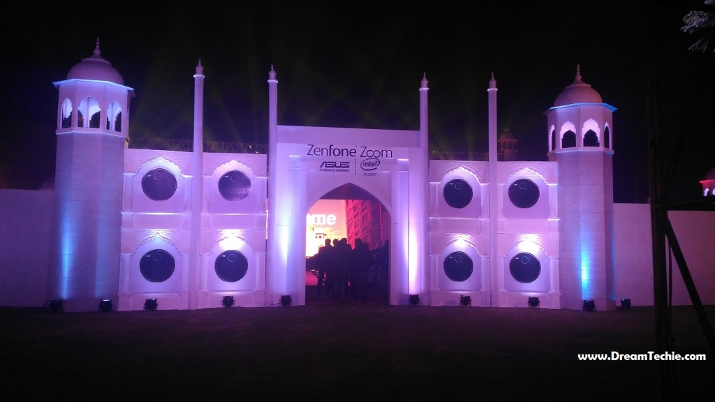 Asus Zenfone Zoom Launch Event Agra