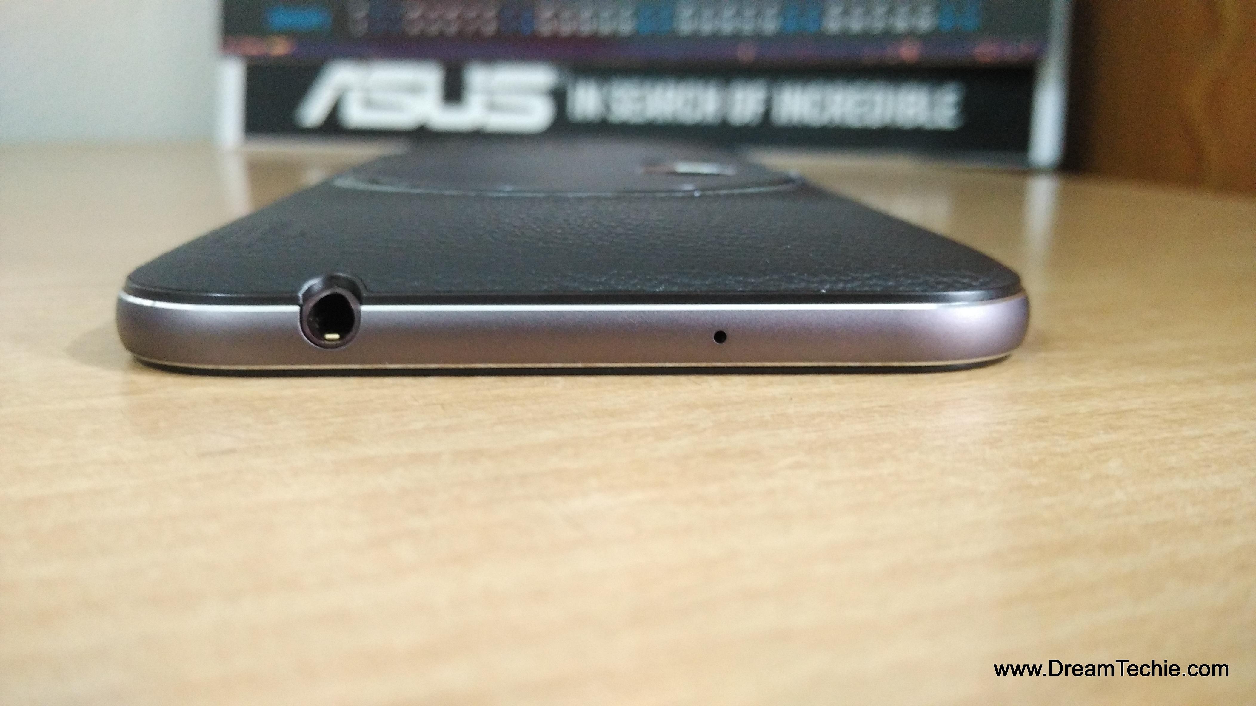 Asus Zenfone Zoom Top View , Pics