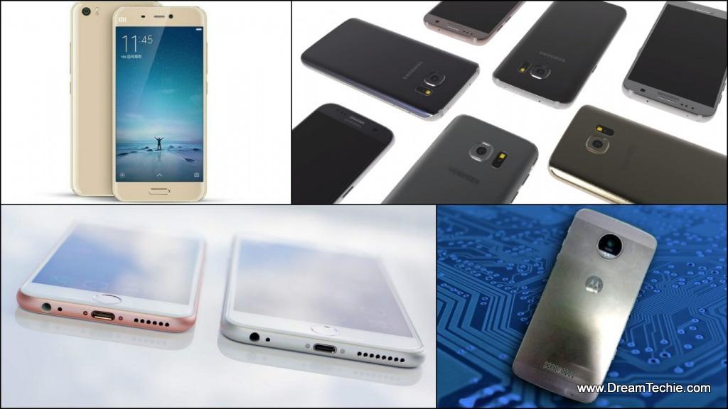 Best Upcomin smartphones of 2016