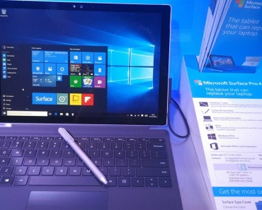Microsoft India today announced the launch of its most awaited tablet, Surface Pro 4 in India