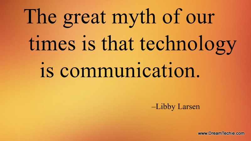 Technology quotes 12