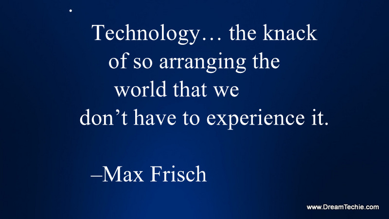 Technology quotes 13