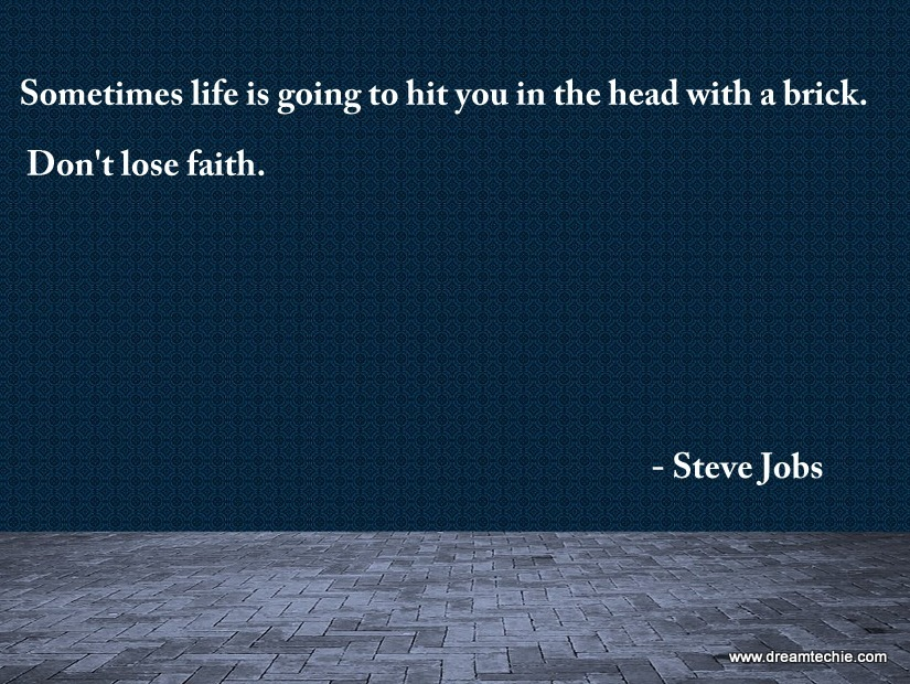 inspiring quotes about life by steve jobs