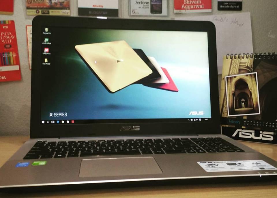 Asus Laptop A555LF Review