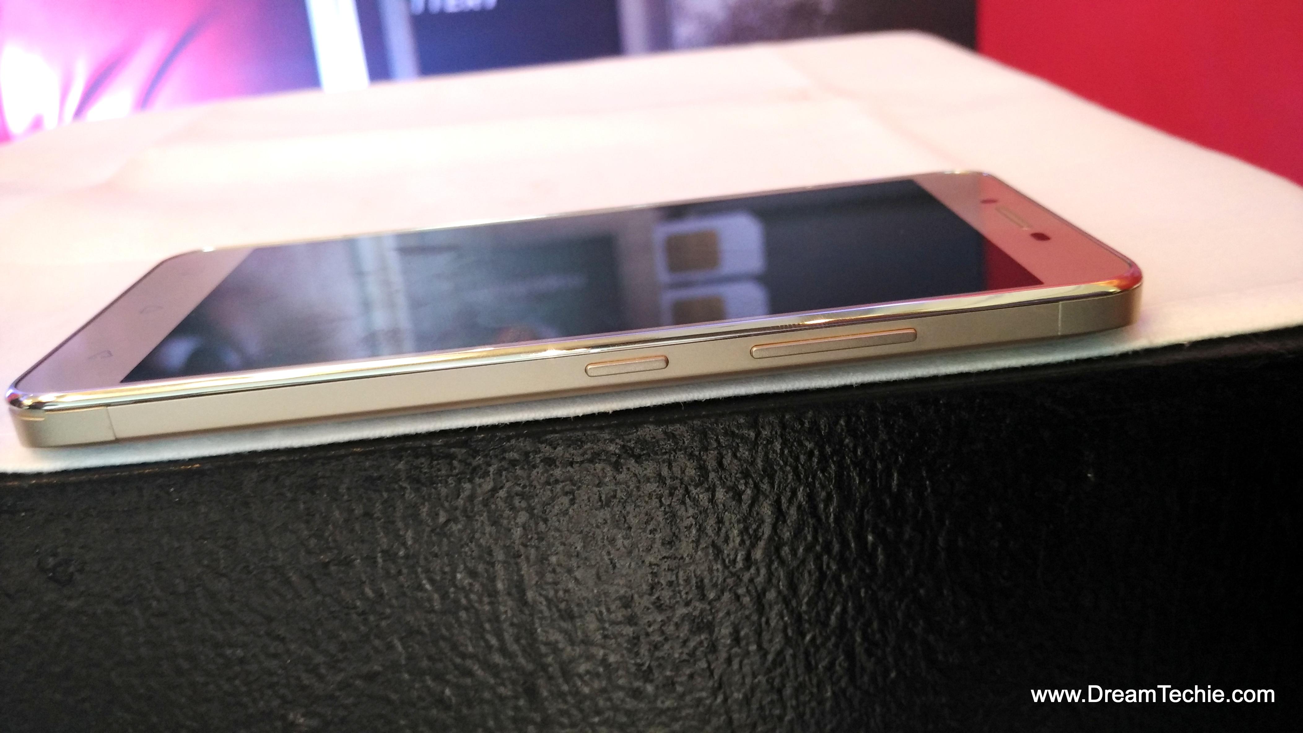 Lenovo Vibe K5 Plus Hands On Pictures Specs Price