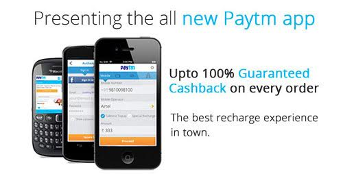Paytm is head-quartered in Delhi NCR
