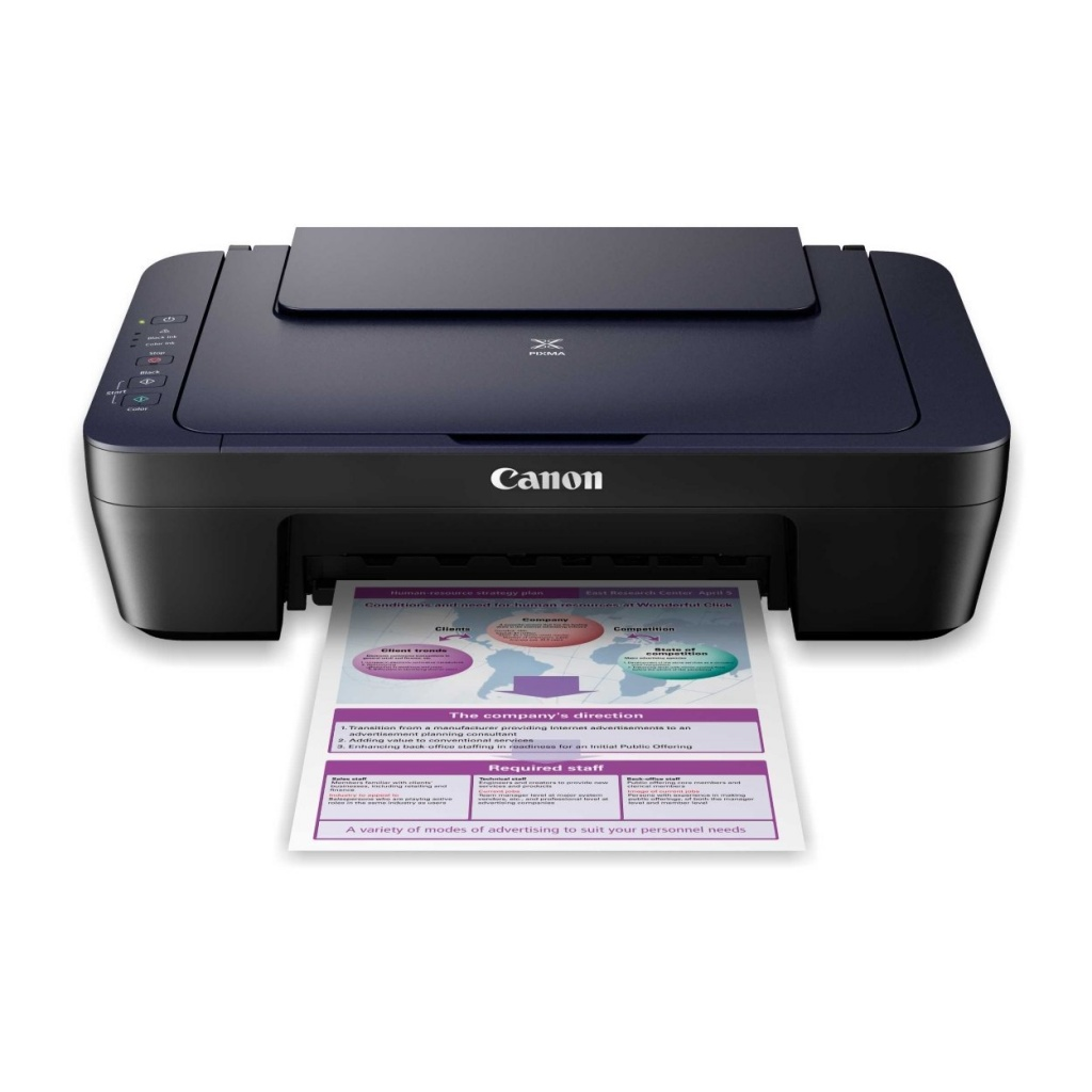 Best Printers Below Rs 5000 - Canon Pixma E400