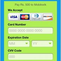 MobikWik Shopping app