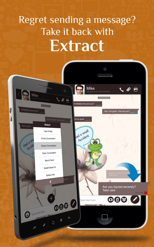 Extract Feature N gage app