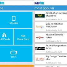 Paytm Shopping App