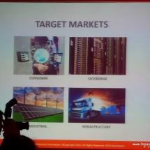 Smartron Target Markets
