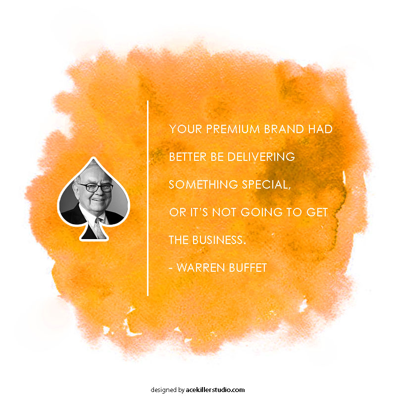 Branding Quotes and Sayings – Warren Buffet