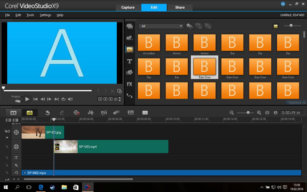 Best Video Editing Software - Corel VideoStudio Pro