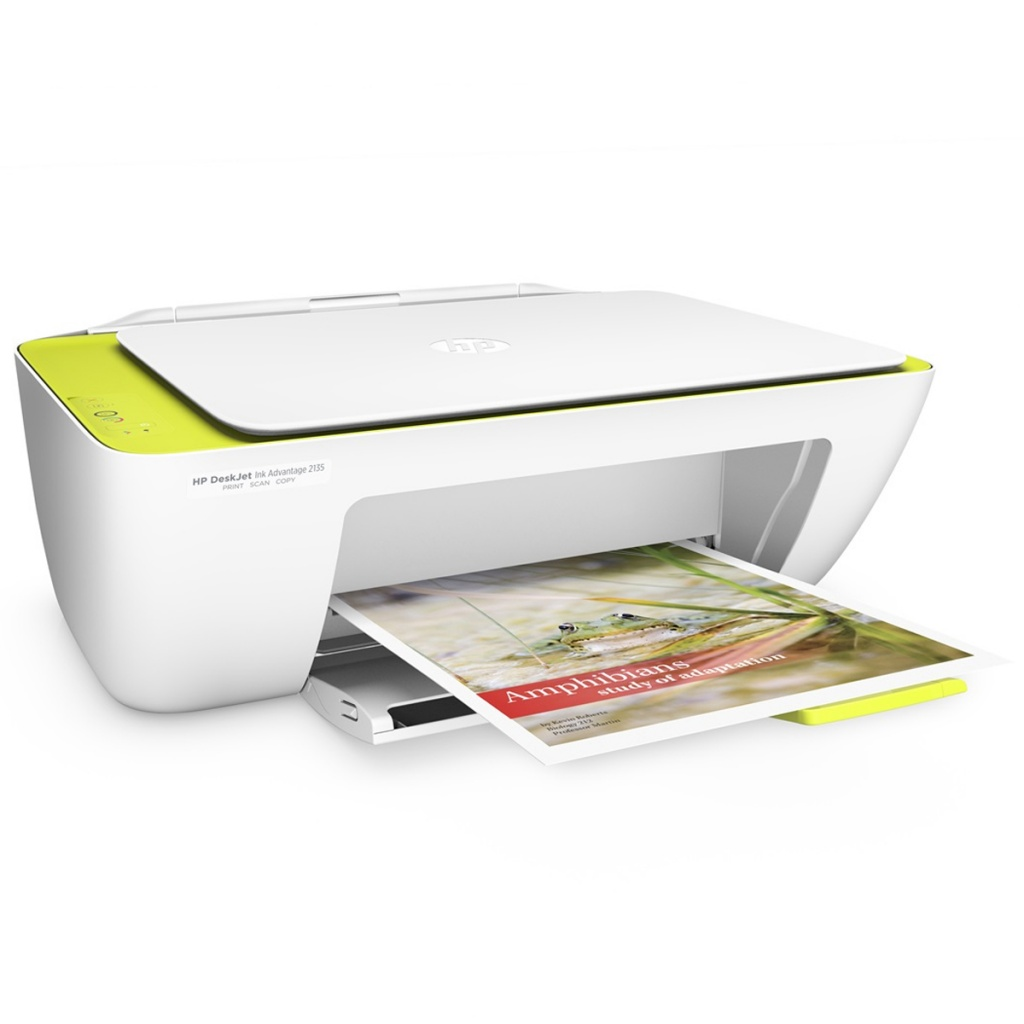 Best Printers Below Rs 5000 - HP DeskJet Ink Advantage 2135