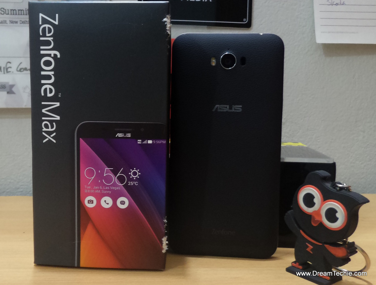 Asus Zenfone Max Hands-On First Impression