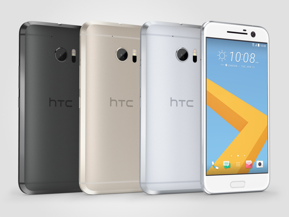 Latest HTC Smartphones - HTC 10