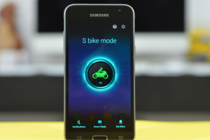 How to Use S Bike Mode on Samsung Galaxy J3, j5, j7