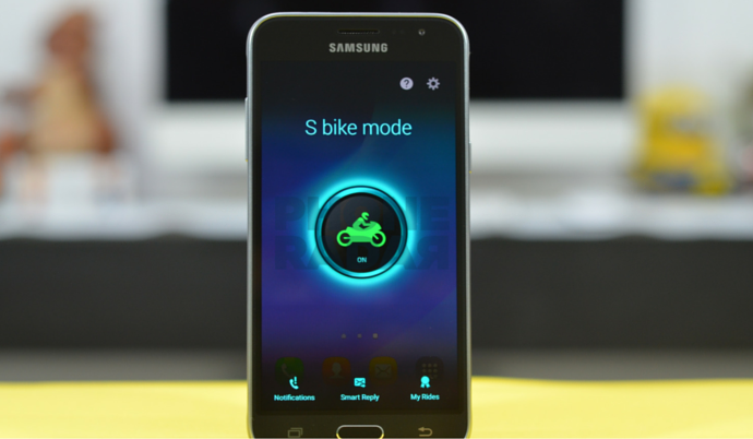 How to Use S Bike Mode on Samsung Galaxy J3, j5, j7